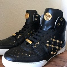Authentic Versace Sneakers