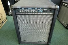 used crate combo bass amps ebay - Google Search