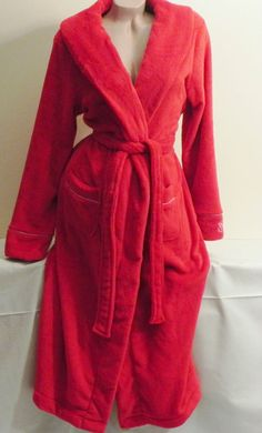 Polyester Solid Regular Size Sleepwear   Robes for Women 466617985