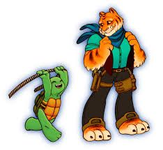 Tigerclaw and Leo by noodle-doodle.deviantart.com on ...