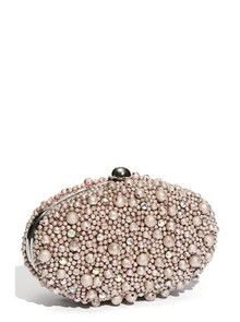 Covered in Gems Clutch WeClickd.com - The Social Network for Weddings