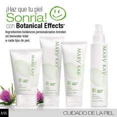 Botanical Effects perfecto para ti que estás en tus 20´s. ¡Yo amo el Cuidado de la Piel Mary Kay®!