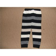 How to make cloth diaper covers from wool sweaters....