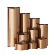 Copper Pencil Holder, I want everything on their office supply page