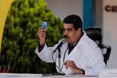 """Maduro tilda a Colombia de """"Estado fallido"""""""