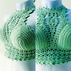 """52 curtidas, 2 comentários - Croche por Lilliam Charles (@lilliamcharles) no Instagram: """"Top Cropped Crochê Faço sob encomenda - Direct #verao2018 #crochepernambuco #praiacroche #modapraia…"""""""