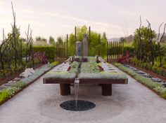 Future Feast with Suzanne Biaggi and Equinox Landscape, The Late Show Gardens, 2011