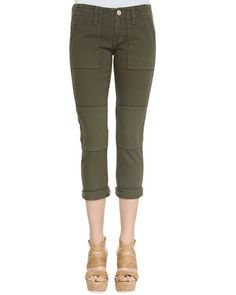 Go Commando | True Religion Surplus Military Cropped Skinny Jeans on Wantering #womensmilitaryskinnyjeans #womenscroppedjeans #womensstyle #womensfashion #style #fashion #GIF #gifs #truereligion #wantering http://www.wantering.com/womens-clothing-item/surplus-military-cropped-skinny-jeans/ahmMC/      Click Pic Save 40%