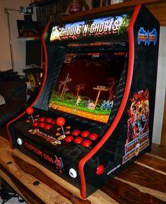 Pi Arcade, Arcade Bartop, Arcade Console, Arcade Joystick, Arcade Games, Mini Arcade Machine, Borne Arcade, Computer Video Games, Shoulder Bags For School