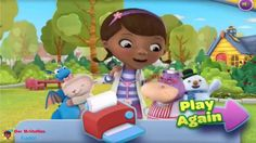 Doc Mcstuffins - Full Episodes of Various Disney Jr. Games for Kids - Wa...
