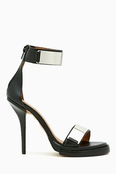 Tilda Platform Pump by Jeffrey Campell