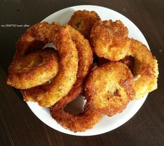 the best home made onion rings