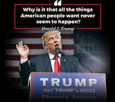 What will the US look like under Trump? Was his election campaign a big scam?