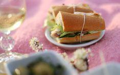 9  receptů na úžasný piknik Tahini, Hummus, Picnic, Tacos, Mexican, Ethnic Recipes, Food, Picnics, Meals