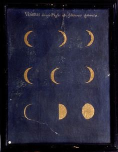 Maria  Clara Eimmart, Ten Depictions of Heavenly Phenomena, (late 17th century)