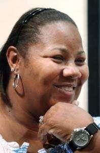 Tracie Clayborn - NFL mom to Adrian Clayborn