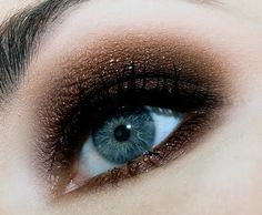 Gorgeous (make up) Beautiful Eye Makeup, Love Makeup, Beautiful Eyes, Beauty Makeup, Makeup Looks, Hair Beauty, Beauty Tips, Fun Makeup, Amazing Eyes