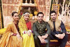 Pakistani Culture, Pakistani Dramas, Pakistani Actress, Pakistani Dress Design, Pakistani Dresses, Top Drama, Aiman Khan, Ayeza Khan, Celebs