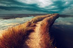Buy Uncertainty, doubt and insecurity in the future by stevanovicigor on PhotoDune. Uncertainty, doubt and insecurity in the future. Risky footpath road through water vanishing in distance, dark stormy.