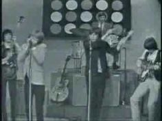 "ROLLING STONES  ""Not Fade Away"" 1964.  Brian Jones on harmonica; Jagger with maracas...Mike Douglas Show."