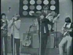 "ROLLING STONES  ""Not Fade Away"" 1964.  Brian Jones on harmonica; Jagger with maracas...Mike Douglas Show."