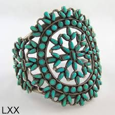 Resultado de imagen para native american jewelry