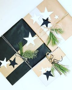 G E S C H E N K T ! ••• Liebt ihr es genauso sehr wie ich, Geschenke schön zu verpacken?