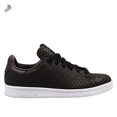 Adidas Women\u0027s Stan Smith W Originals Utigrn/Utigrn/Crachi Casual Shoe 8  Women US - Adidas sneakers for women (*Amazon Partner-Link) | Pinterest |  Adidas ...
