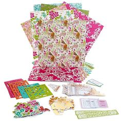 Anna Griffin® Chinoiserie Papercrafting Kit at HSN.com