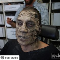 #Repost @odd_studio (@get_repost)  Pirates Of The Caribbean. Dead Men Tell No Tales. Captain Salazar played by the brilliant Javier Bardem. Ghost prosthetics by ODD STUDIO.  This was sculpted by Adam Johansen and applied by Rick Findlater @rickfindlater & Adam Johansen @adman855  Hair & make up designer Peter King. Hair and make up HOD Rick Findlater.  Prosthetic supervisor Adam Johansen.  #oddstudio #oddbod #piratesofthecaribbean5 #deadmentellnotales #ghosts #prosthetics #prostheticmakeup…