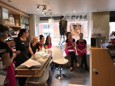 Fab day training the lovely ladies at Bodywise Beauty in Bolton #IntimateWaxing #Training