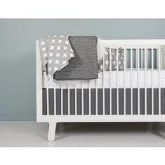 Olli + Lime - XX Crib Bedding Set
