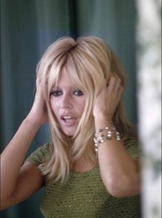 Brigitte Bardot by Ghislain Dussart, 1965.