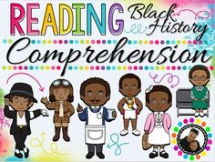 These passages are all about Black History Greats that your youngest of readers will love to learn about!  They are written with students with early reading skills in mind... The passages are written with plenty of sight words, CVC words, and new vocabulary!Included are 12 passages, each with 5 lines of text.
