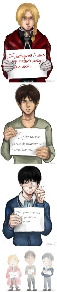 The Motives of a Protagonist by cupcakeninja11 on DeviantArt. Oh Kaneki xD