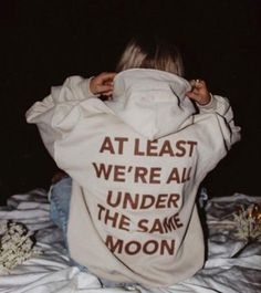 Aesthetic Hoodie, Aesthetic Shirts, Aesthetic Clothes, Under The Same Moon, Off White Hoodie, Matching Hoodies, Hip Hop Outfits, Cute Casual Outfits, Swagg