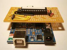 DYI: Arduino chip cloner