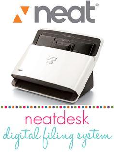 I want a neat desk.