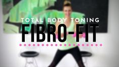 45 Min Complete Total Body Toning Workout & Stretch / Great for PAIN & Fatigue! Fibromyalgia Disability, Fibromyalgia Exercise, Workout Schedule, Workout Plans, Total Body Toning, Toning Workouts, Exercises, Chronic Pain, Chronic Illness