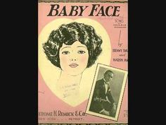 Jan Garber and His Orchestra - Baby Face (1926)