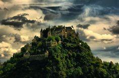 #1 Hochosterwitz Castle, Austria