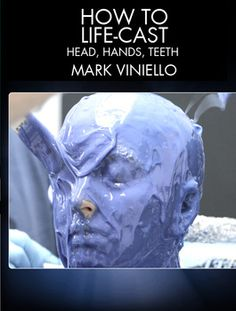 Learn How To Life-Cast | Hand Cast, Head Casting & How to Cast Teeth