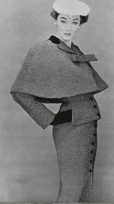 L'officiel de la mode 1953 Lanvin