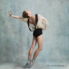 © NYC Dance Project Isabella Boylston, American Ballet Theatre