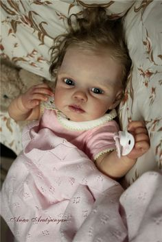 Reborn toddler *LIMITED SOLD OUT KIT KYLIE BY ROMIE STRYDOM * IIORA   eBay