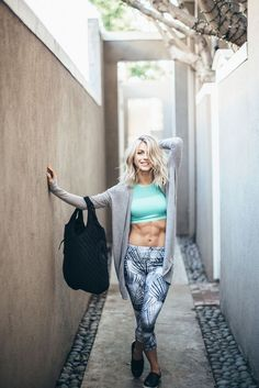 Julianne Hough - Tap the pin if you love super heroes too! Cause guess what? you will LOVE these super hero fitness shirts!