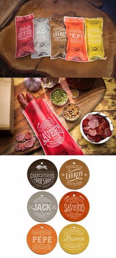 Les Charcuteries Porkshop by Bmddesign