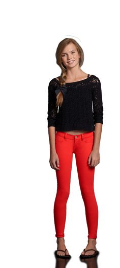 abercrombie kids - Shop Official Site - girls - A Looks - summer - honor roll