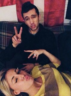 tyler and jenna. they are goals