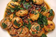 Knoblauch-Champignons, ein schmackhaftes Rezept aus der Kategorie Snacks und kleine Gerichte. Bewertungen: 8. Durchschnitt: Ø 4,2.